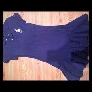 Big Pony shirt dress